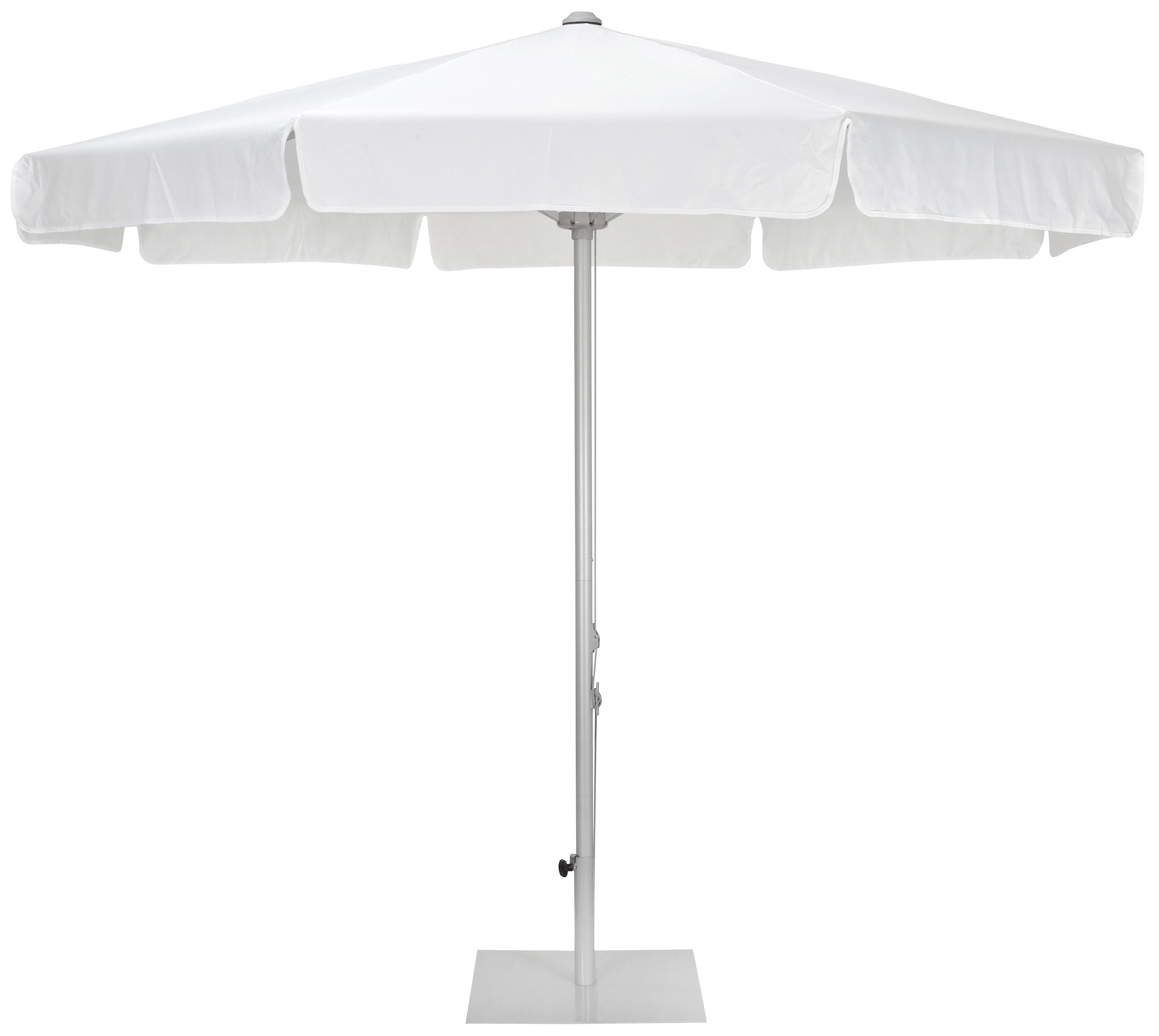 Parasol Ezpeleta Redondos Grey 1 Grises white Olefin 3
