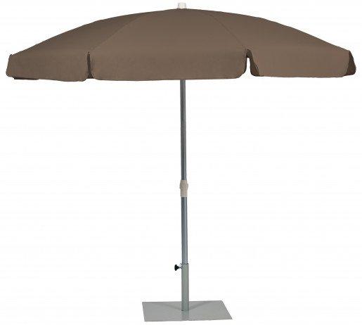 Parasol Ezpeleta Redondos Grey 1 Grises taupe Olefin 2,5