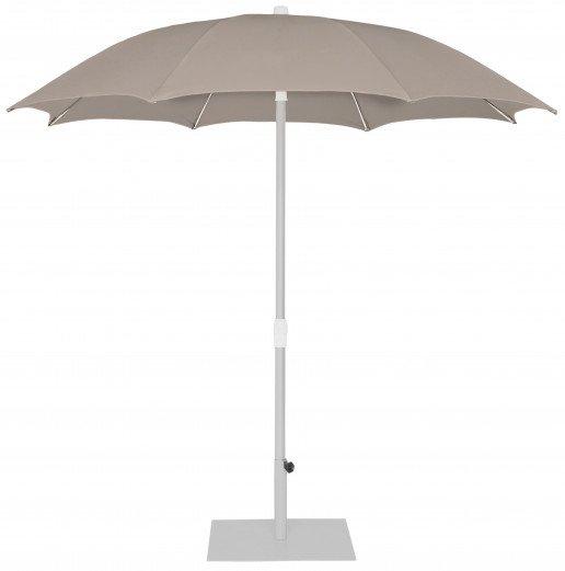 Parasol Ezpeleta Redondos Grey 0 Grises taupe Olefin 2,5