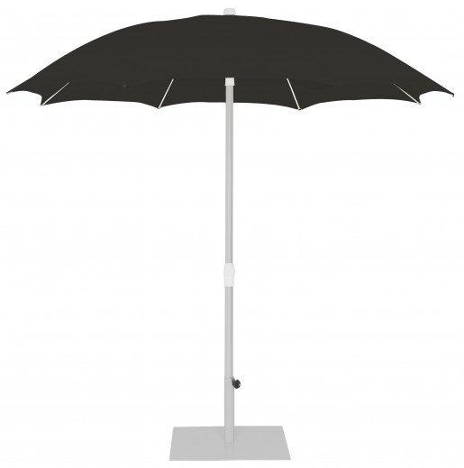 Parasol Ezpeleta Redondos Grey 0 Grises black Olefin 2,5