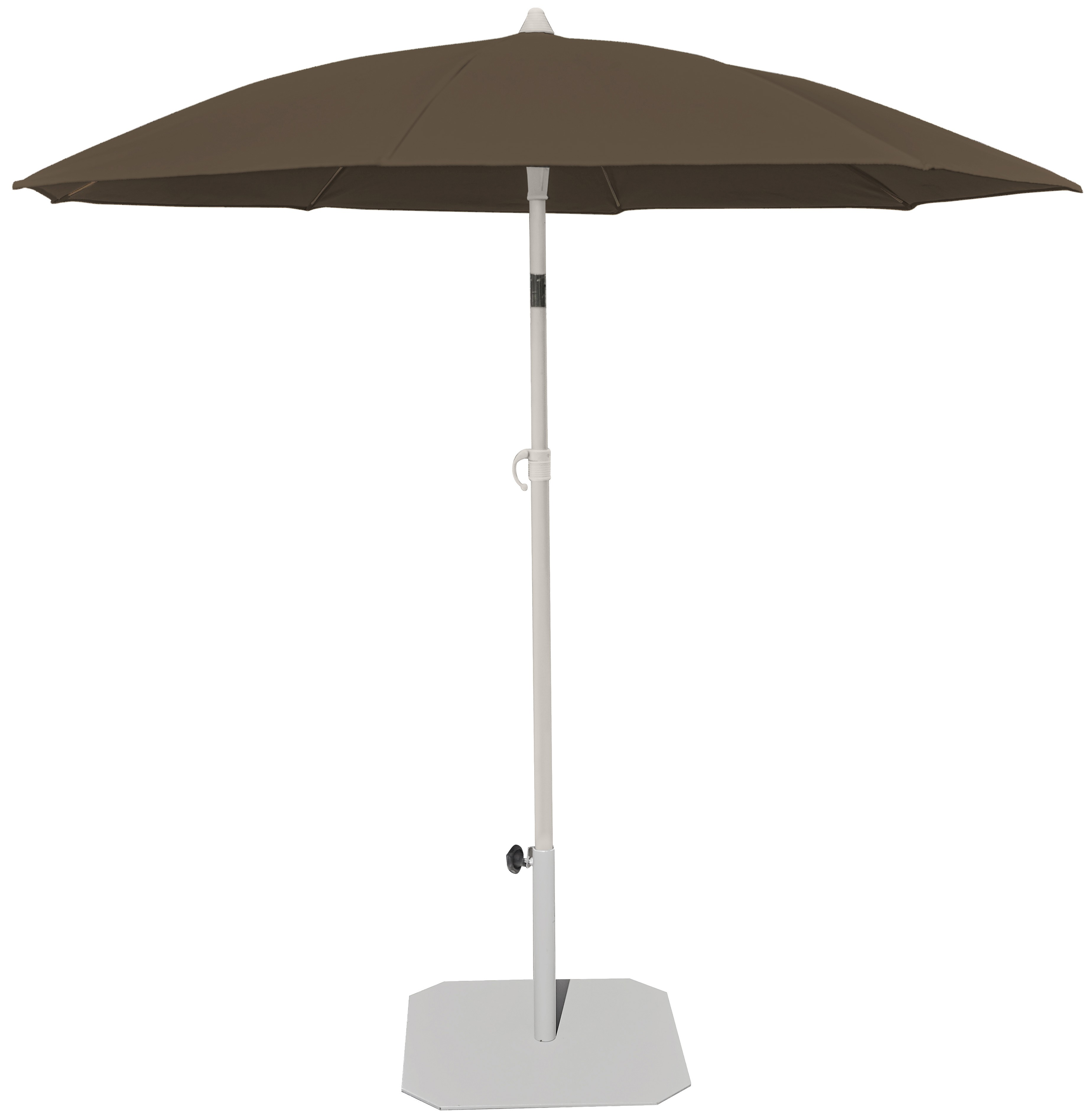 Parasol Ezpeleta Redondos Sand 0 Blancos moka Olefin 2