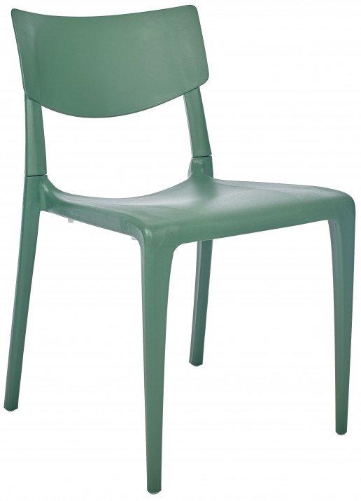 Silla Ezpeleta Sin brazos Polipropileno  green