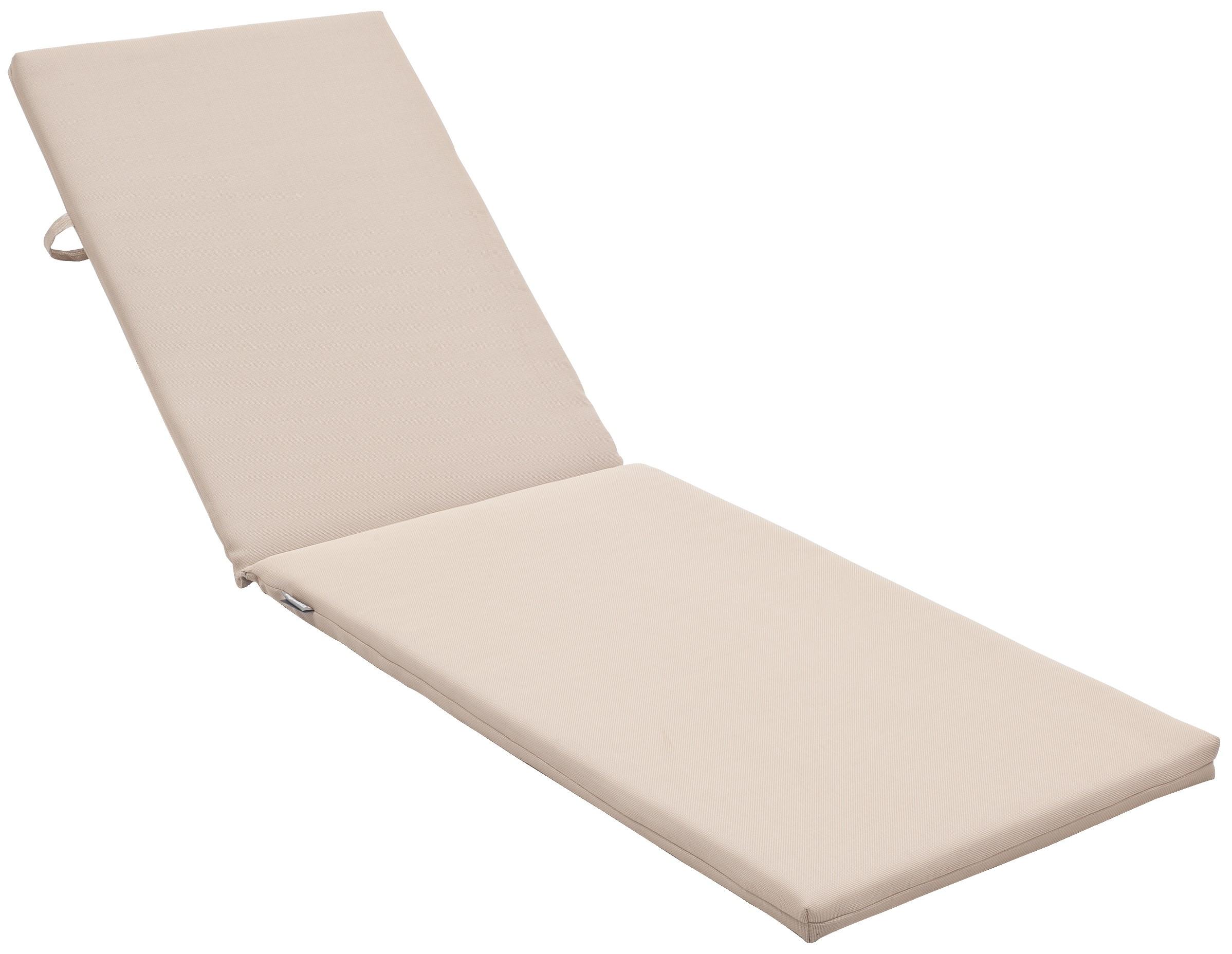Lounge Ezpeleta Cojín beige  Marrones Textiline