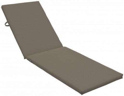 Lounge Ezpeleta Cojín taupe  Marrones Textiline